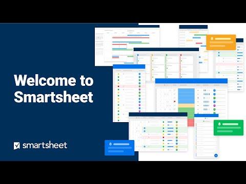 Smartsheet Project Team Task Work Management Apps On