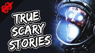 7 Scary Stories   True Scary Stories   Reddit Let's Not Meet   Disturbing Horror Stories