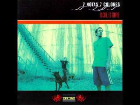 Mucho, cabrones - 7 Notas 7 Colores [Hecho, Es Simple] 1997 mp3
