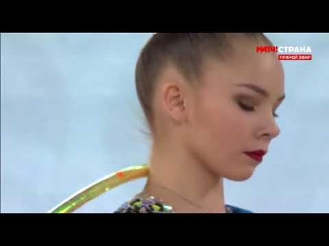 Anastasia Salos Hoop EF - GP Moscow 2020