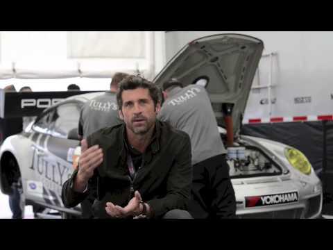 Patrick Dempsey talks about Le Mans TV special