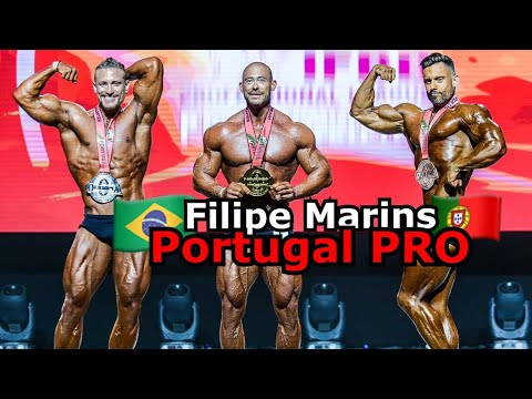 Filipe Marins Classic Physique Amador - Portugal PRO 2018
