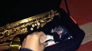 Unboxing : Startone SAS-75 Alto Saxophone (Thomann)