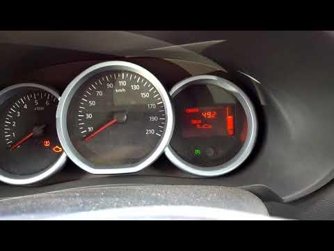 Dacia Reifendruck Kontrolllampe Zur 252 Cksetzen Youtube
