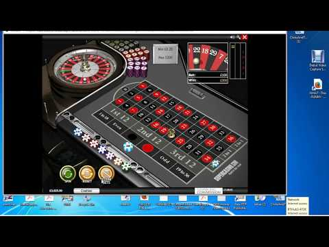 How to win at Roulette / Over £1,000 in under 6 minutes -EAsY
