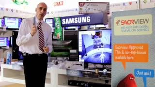 Smart TVs and Saorview Euro 2012