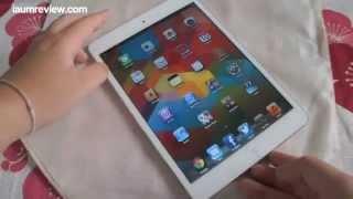 Revisión iPad mini modelo Thai de Tailandia : EP1 Web de lectura / anime / E-Book