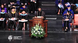 Repeat youtube video Commencement 2015 | Juan 'Kiko