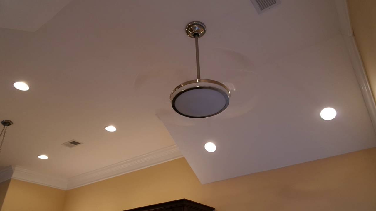 Retractable Blade Ceiling Fan Flash Friday Favorite Youtube
