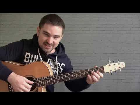 🎸Аккорды! Обзор ПЕРЕХОДОВ Am-Dm-E - 8 модулей || Уроки Гитары-Игра на Гитаре - Guitar Lesson