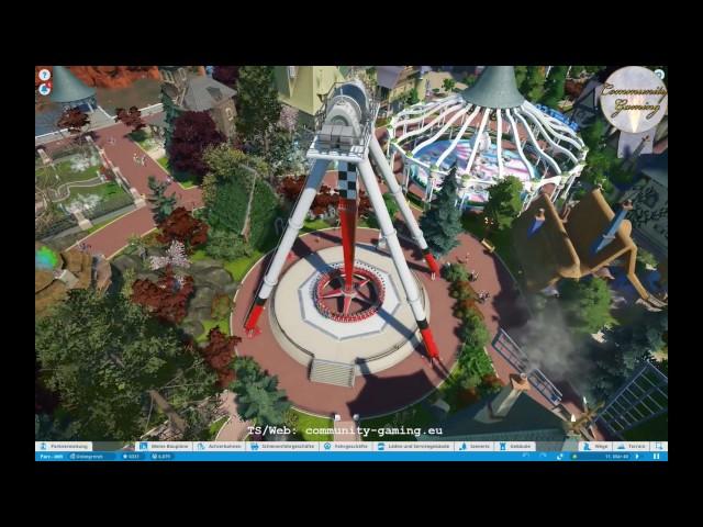 Let's Play Planet-Coaster | Vorstellung: Fantasy-World | Folge #006