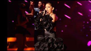 Yo Soy Kids: Selena deleitó a los presentes con este contagioso tema