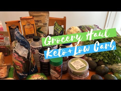 keto-grocery-haul-+-meal-plans