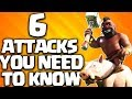 6 Essential TH9 Attack Strategies That You Need To Know in Clash of Clans