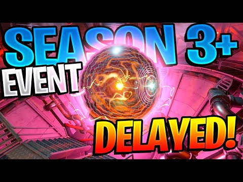 Fortnite Chapter 2 Season 3 AND The Doomsday Event Have Been DELAYED *AGAIN* (When Is Season 3?)