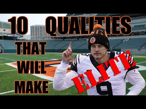 Joe Burrow Will Be Elite
