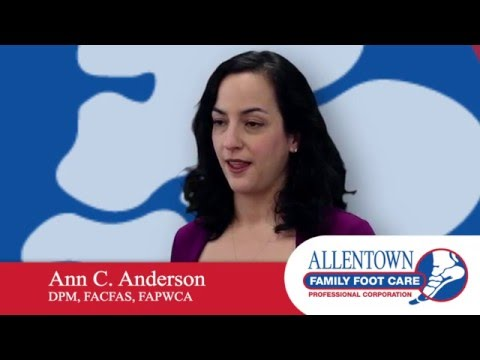 Allentown Family Foot Care - Dr. Ann Anderson
