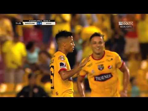Barcelona 3:1 Aucas