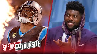 Cam to the Pats is a game changer, they are a threat to the Chiefs — Acho | NFL | SPEAK FOR YOURSELF