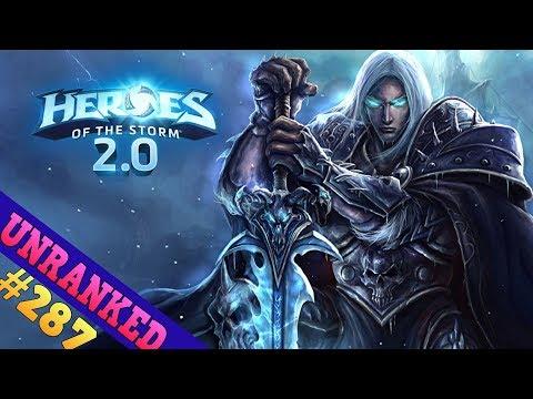 Hekran | Arthas - Irrevelable, irrevelable... | Heroes of the Storm 2.0 | EP287 | Gameplay español