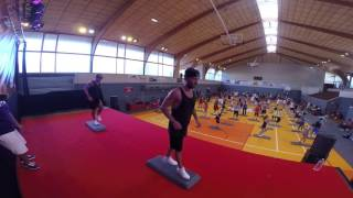 Dance step Remy Huleux Alex Fomin