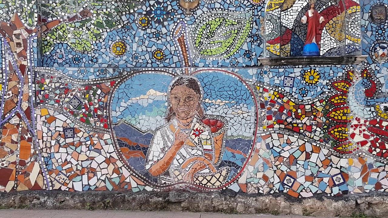 Resultado de imagen para murales zacatlan de las manzanas