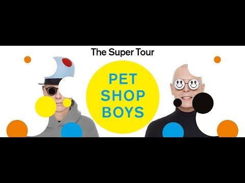 Pet Shop Boys Super Tour Mexico City 19 Nov 2016 Part 2 of 5