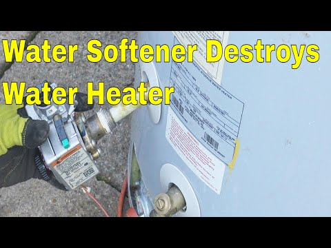 Water Softener? No!