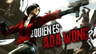 La historia de Ada Wong (Resident Evil)