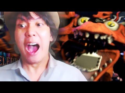 เกมผีตุ๊กตาที่เล่นแล้วหัวใจแทบวาย!? | Five Nights at Freddy's 2 Funny Moments