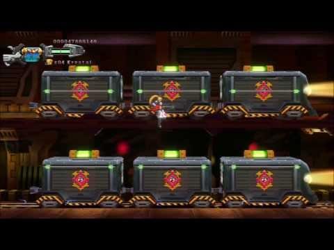 Hard Corps: Uprising Speedrun Arcade Mode (43min33s)