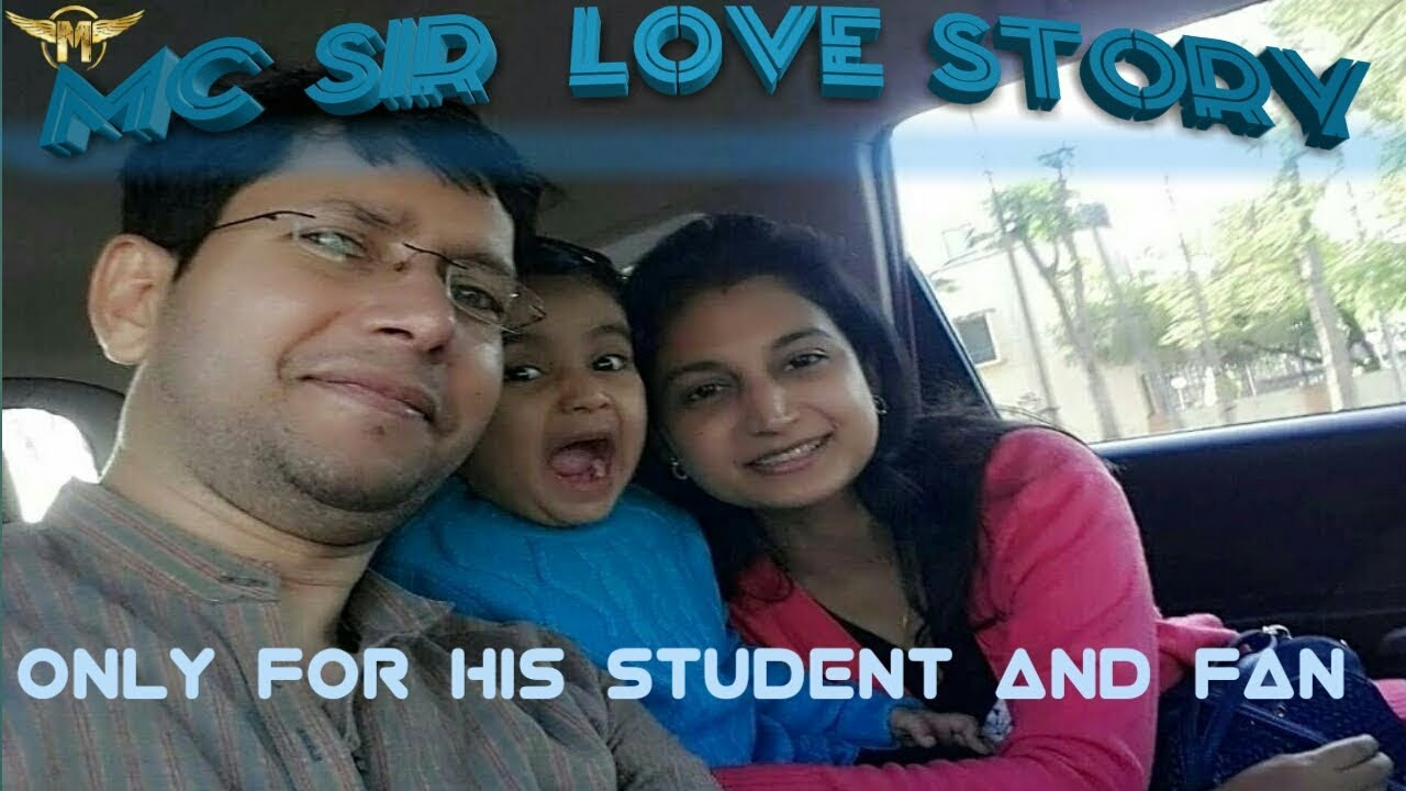MC SIR family photos with wife, daughter and parents | only for his Student  and fan