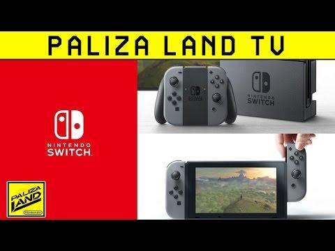 Nintendo SWITCH: Preguntas, reacción con la comunidad