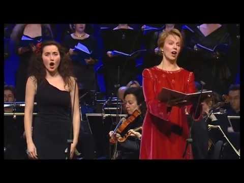 Anne Sofie von Otter, Stéphanie d'Oustrac - Belle nuit, ô nuit d'amour, Live in Paris, 2001