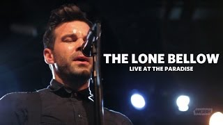 WGBH Music: The Lone Bellow - You Don