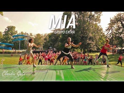 Grupo Extra - Mia - bachata - Zumba fitness choreography