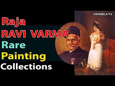 Raja Ravi Varma Painting Collection | Ravi Varma Paintings | Famous Painters in India | Vennela TV