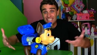 Paw Patrol Mission Chase Unboxing!    Toy Reviews    Konas2002