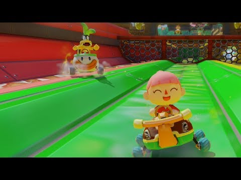 LET'S PLAY TOGETHER! (MARIO KART 8)