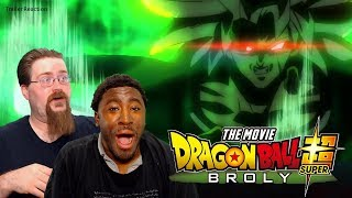 Dragon Ball Super: Broly | Trailer Reaction