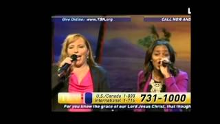 Angela Polk Sings Marvelous God on TBN