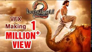 Baahubali 2 The Conclusion vfx breakdown visual effects of bahubali 2 Special