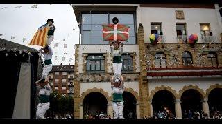 Comienzo De Las Fiestas De Arrigorriaga 2014