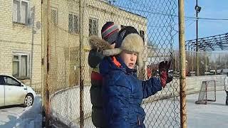 45-летие гороховецкого хоккея