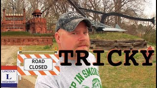 Road Closures, Plows, Sod House, & Fort Cody Camping