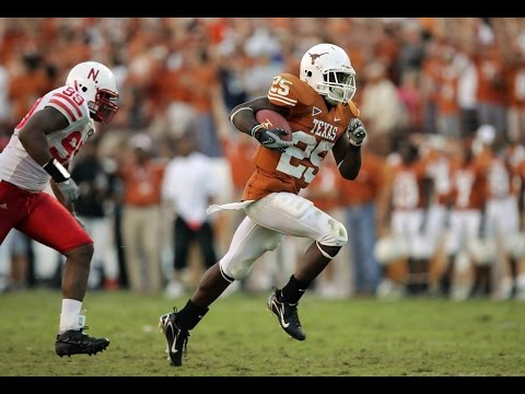 Texas Football: Vince Young congratulates Jamaal Charles