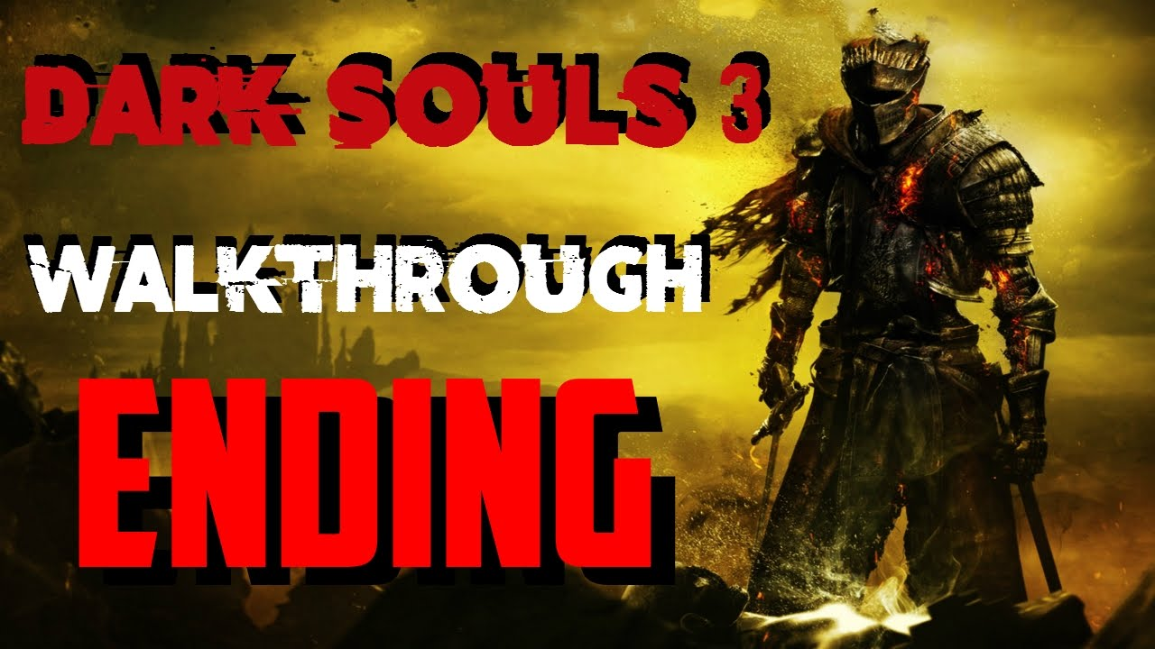 Dark Souls 2 Review Not The End: Ending [1080p60] (XBOX ONE