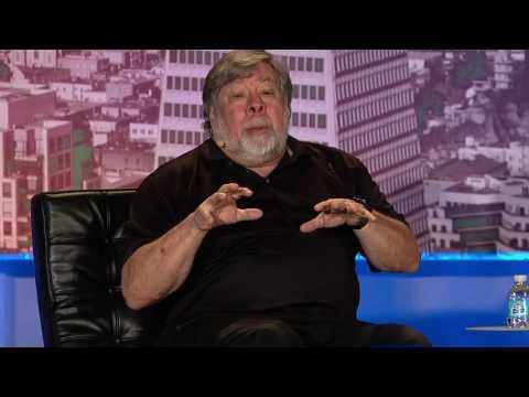 EDB Postgres Vision 2016 Day 2: Steve Wozniak & Kathleen Kennedy
