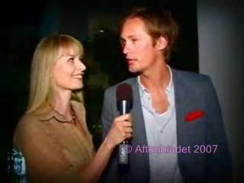 Lasse Hallstrom interviewed by Anine Bing & Sofia Eng