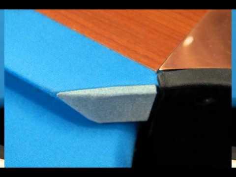 ProPockets YouTube - Pool table pocket shims